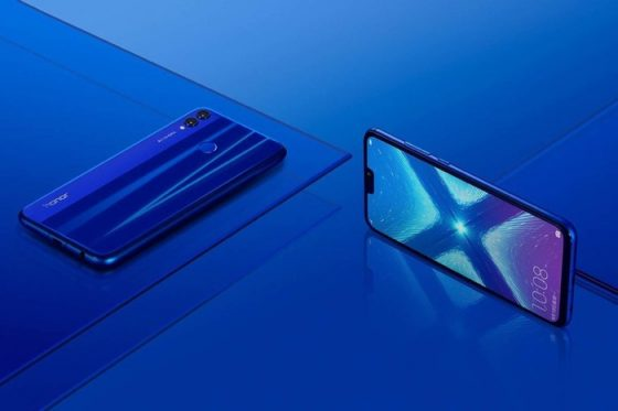 Honor 8X on days in Poland. The price can be really attractive
