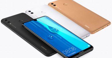 Huawei Enjoy Max oficjalnie. Smartfon z 7,12-calowym ekranem