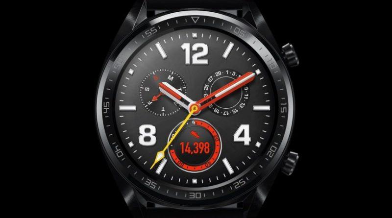 Huawei Watch GT cena specyfikacja techniczna opinie kiedy premiera gdzie kupić najtaniej w Polsce Huawei Mate 20 Pro