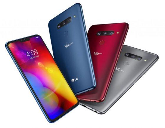 LG V40 ThinQ cena premiera specyfikacja techniczna gdzie kupić najtaniej w Polsce