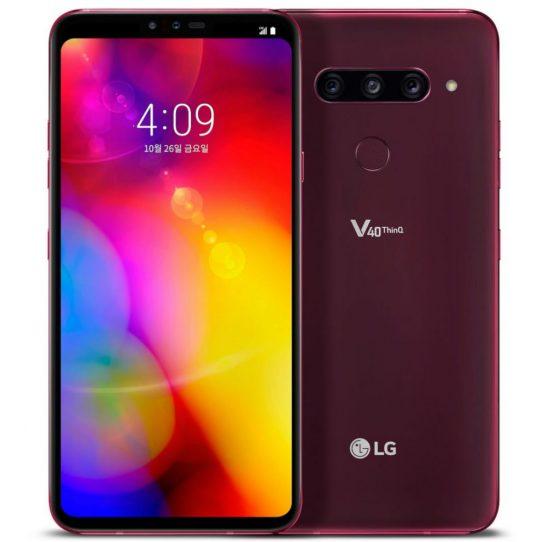 LG V40 ThinQ cena opinie premiera specyfikacja techniczna gdzie kupić najtaniej w Polsce