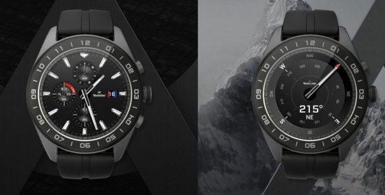 LG Watch W7 cena opinie specyfikacja techniczna gdzie kupić w Polsce