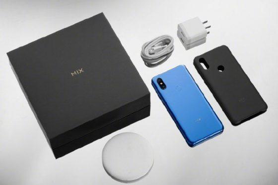 Xiaomi Mi Mix 3 cena unboxing ładowarka bezprzewodowa specyfikacja techniczna gdzie kupić najtaniej w Polsce opinie