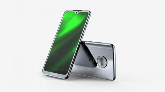 Motorola Moto G7 rendery Onleaks kiedy premiera specyfikacja techniczna gdzie kupić opinie