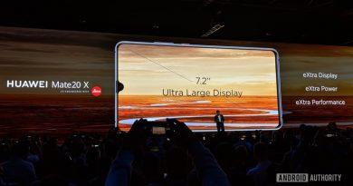 Huawei Mate 20 X oficjalnie. Jest jeszcze większy niż Mate 20 Pro