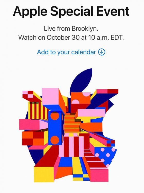 konferencja Apple special event gdziei jak oglądać live stream nowy iPad Pro 2018