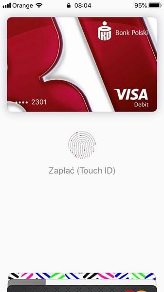 Apple Pay w Polsce PKO BP banki płatności iPhone'ami