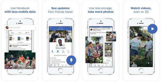 Facebook Lite na iPhone iOS App Store kiedy premiera skąd pobrać