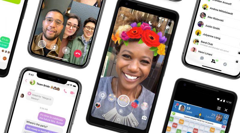 Nowy Facebook Messenger 4 iOS Android skąd pobrać aplikacje