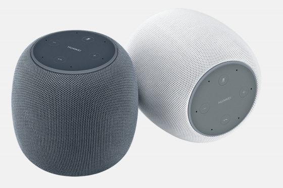 Huawei AI Cube głośnik inteligentny Apple HomePod