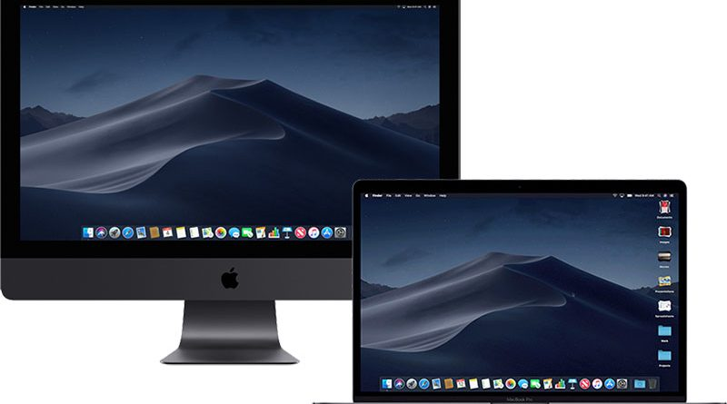 apple imac pro macbook pro 2018