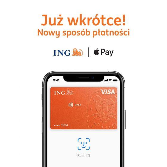 ING Bank Śląski Apple Pay kiedy płatności smartfonem w PKO Bank Polski