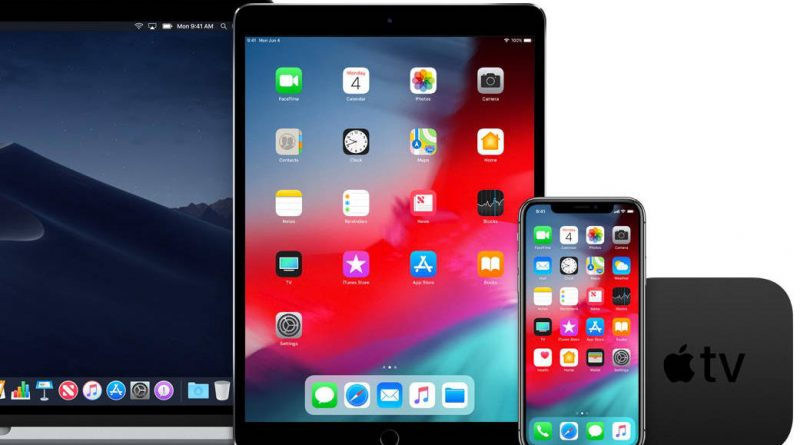 iOS 12.1 macOS 10.14.1 tcOS 12.1 watchOS 5.1 aktualizacja Apple iPhone