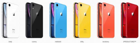 Apple iPhone Xr cena przedsprzedaż test recenzja opinie specyfikacja techniczna gdzie kupić najtaniej w Polsce