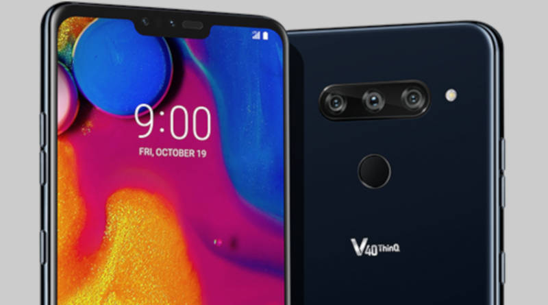 LG V40 ThinQ goes to Europe, and when in Poland?