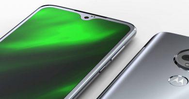 Motorola Moto G7 na stronie FCC. Jest specyfikacja