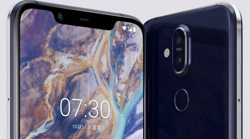 Nokia 8.1. It is likely that the Nokia X7 will be the global version under this name