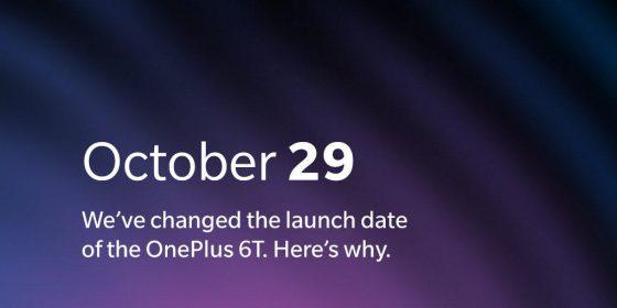 OnePlus 6T kiedy premiera specyfikacja techniczna cena opinie Apple Event