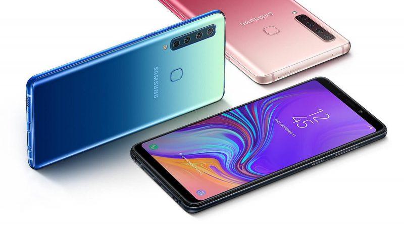 Samsung Galaxy A9 2018 live stream cena specyfikacja techniczna gdzie oglądać opinie gdzie kupić najtaniej premiera