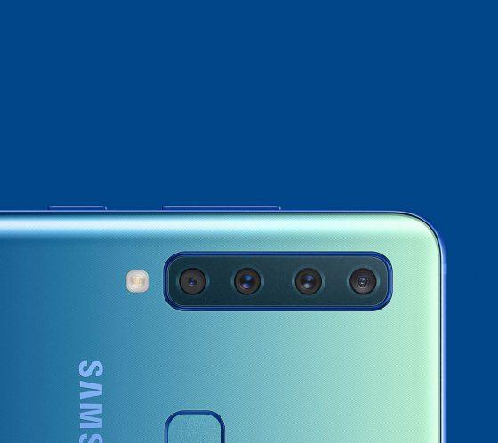 Samsung Galaxy A9 2018 live stream cena specyfikacja techniczna gdzie oglądać opinie gdzie kupić najtaniej