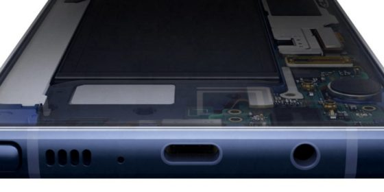 Samsung Galaxy S10 Beyond when the premiere technical specification reviews the headphone connector
