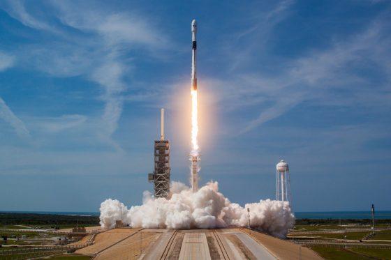 SpaceX Falcon 9 Block 5 rakieta nośna kosmos