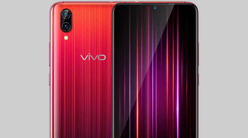 Vivo X23 Star Edition officially. A new shade of the housing, but the price is unchanged