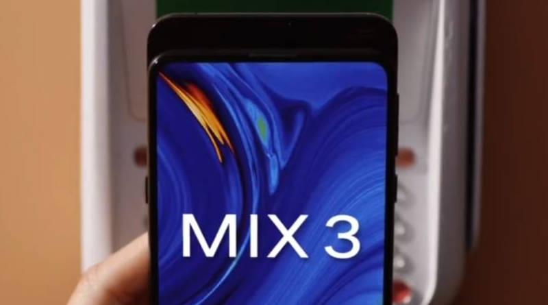 Xiaomi Mi Mix 3 kiedy premiera przecieki cena specyfikacja techniczna wersje
