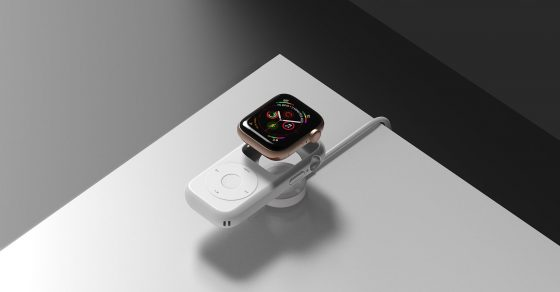 ipod nano apple watch koncept pomysł