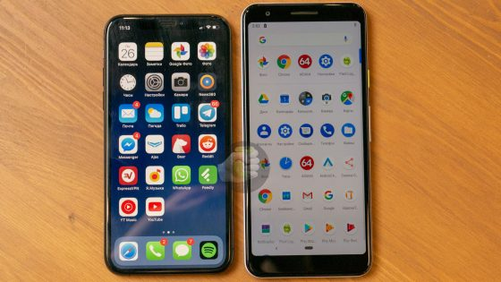 Google Pixel 3 Lite Sargo when the premiere where to buy the cheapest in Poland reviews technical specification price iPhone Xr iPhone Xs