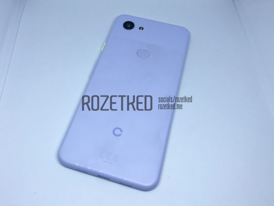 Google Pixel 3 Lite leak technical specification when the premiere
