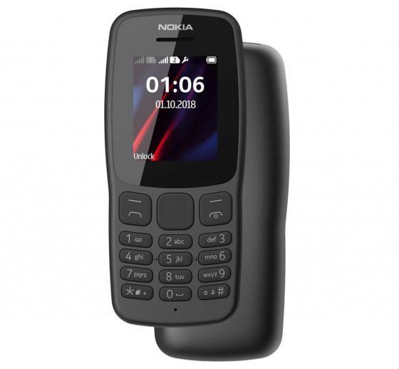 Nokia 106 2018 cena klasyczny telefon komórkowy specyfikacja techniczna opinie gdzie kupić najtaniej w Polsce