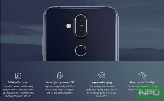 Nokia 8.1 when the premiere price of the technical specification reviews
