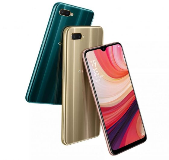 Oppo A7 officially. What does this smartphone offer?