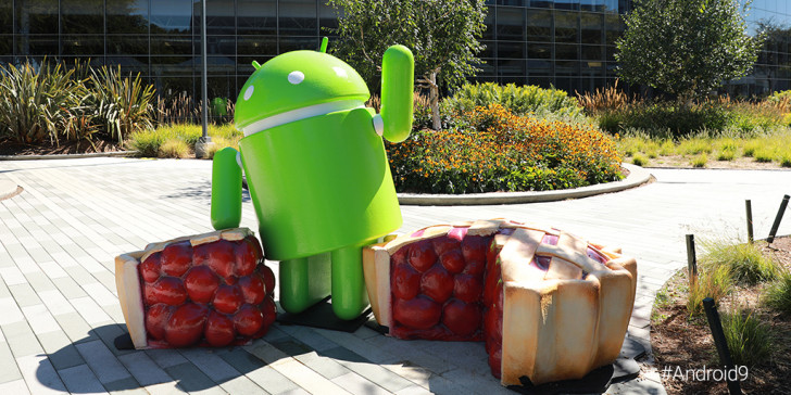 Android Q nowe menu udostępniania Google