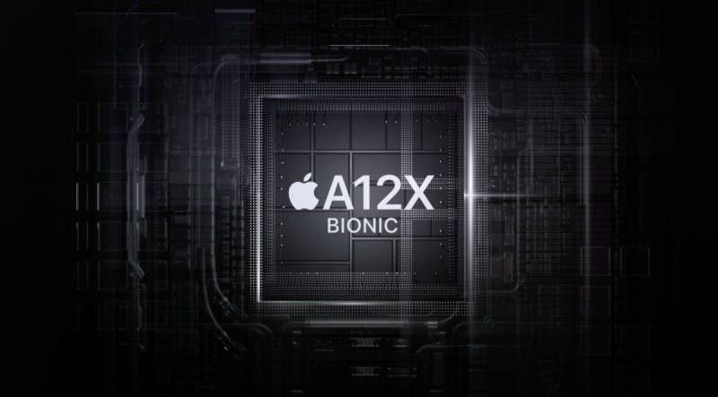 Apple A12X Bionic iPad Pro 2018 benchmarki