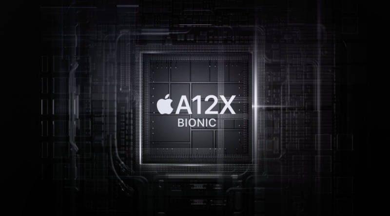 Apple A12X Bionic iPad Pro 2018 benchmarki