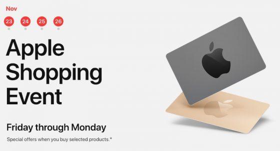 Apple Black Friday 2018 Czarny Piątek Cyber Monday