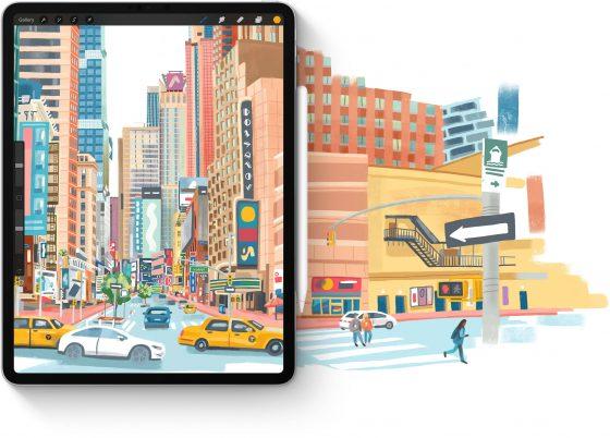 Nowy iPad Pro 2018 Apple Pencil 2 Jony Ive