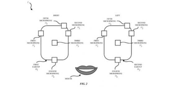 Apple HomePod technologia patenty słuchawki