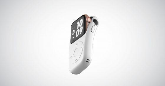 ipod nano apple watch koncept pomysł