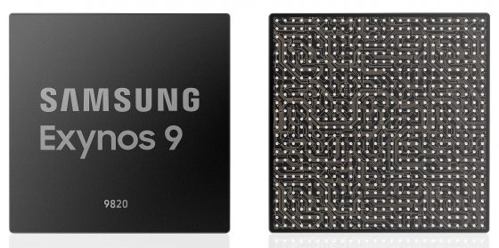 Exynos 9820 dla Samsung Galaxy S10 procesor kiedy premiera