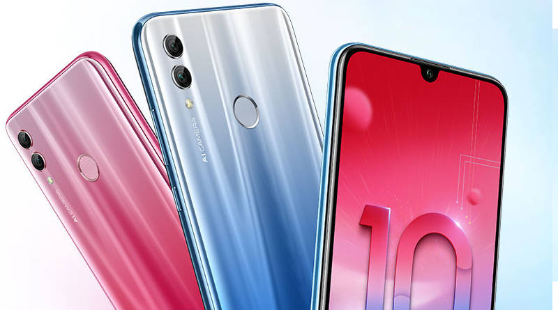 Honor 10 Lite officially. What does it have to offer?