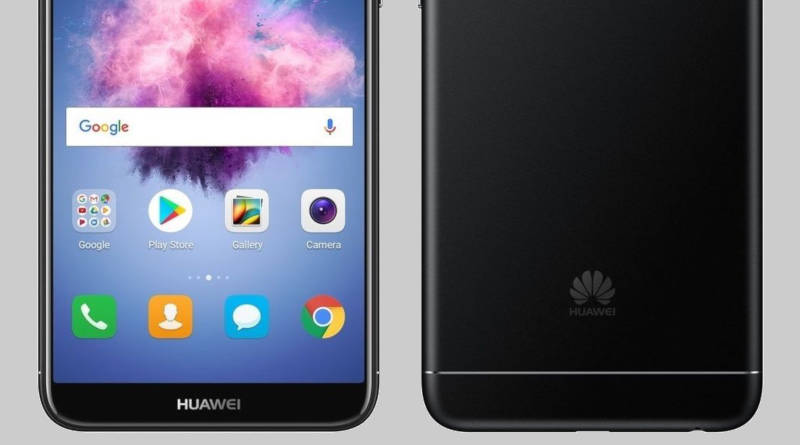 Huawei P Smart 2019 when the premiere specification of the technical screen like OnePlus 6T