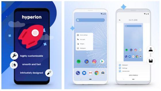 hyperion najlepsze gry mobilne październik 2018 android