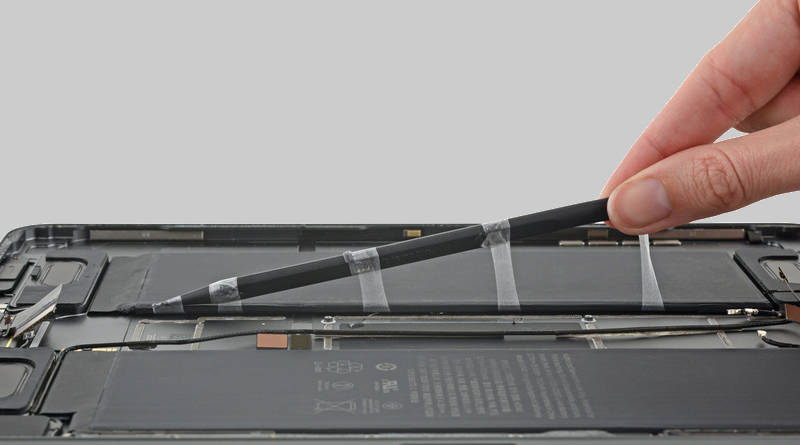 "Apple Pencil 2 nowy iPad Pro 11"" iFixit naprawa"