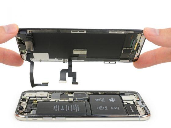 """Apple MacBook Pro 13"""" 2017 bez paska Touch Bar program naprawy iPhone X akcja serwisowa"""