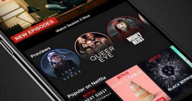 Netflix na iOS z nowymi przyciskami i lepszą nawigacją