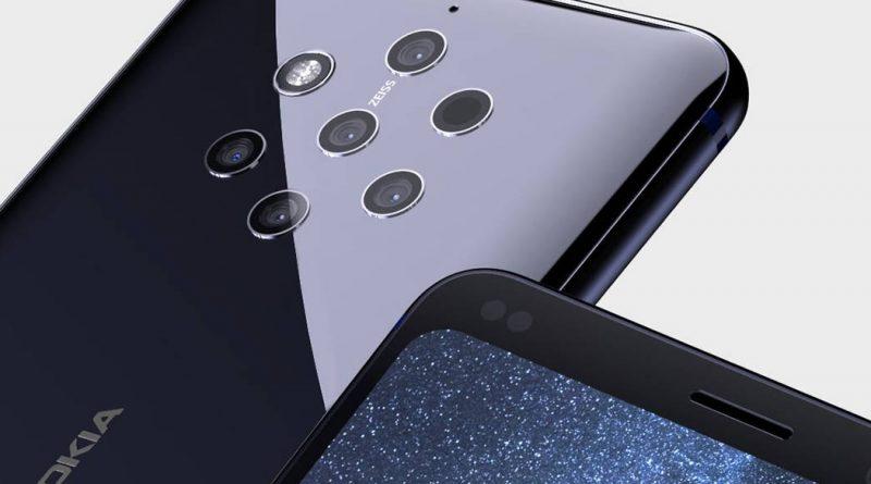 Nokia 9 is getting closer. Amazon already has external enclosures
