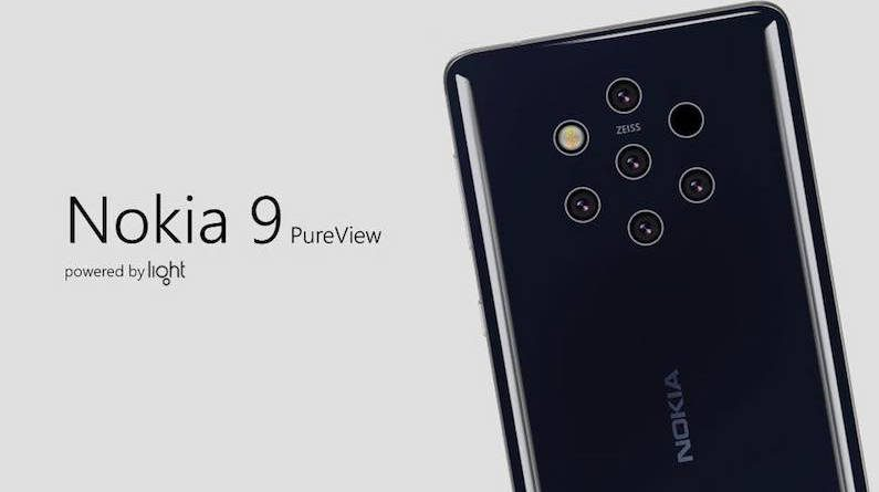 Nokia 9 PureView when the premiere technical specification of the rumors of HMD Global leaks